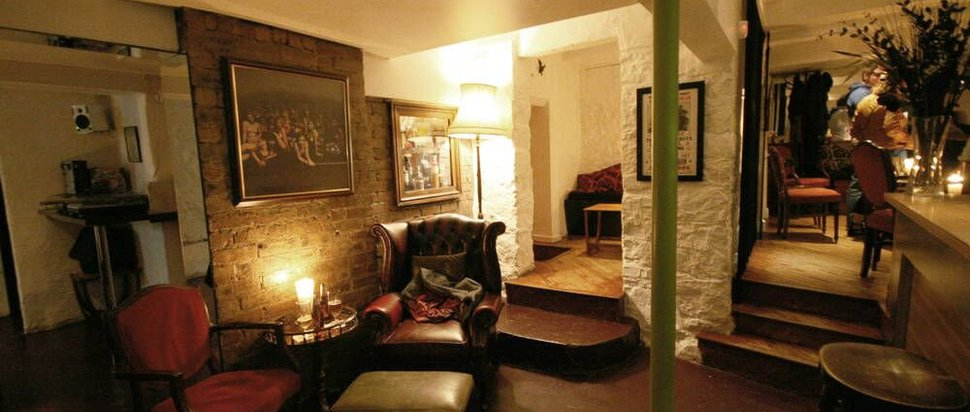 Image result for bramble cocktail bar edinburgh