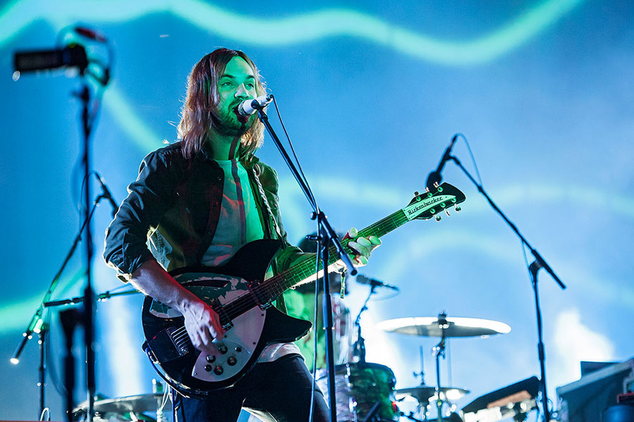 Tame Impala live at Primavera 2016