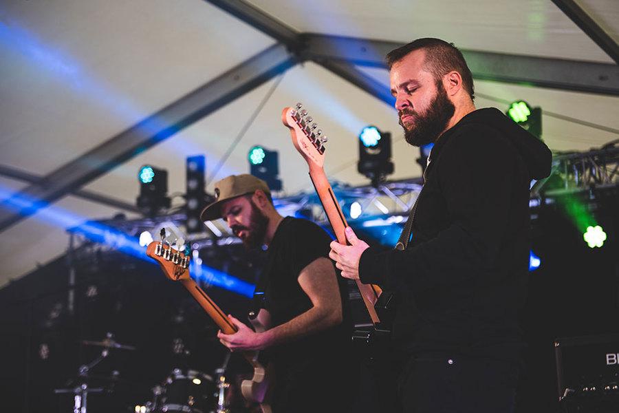 Schnarff Schnarff live, Brew at the Bog 2016