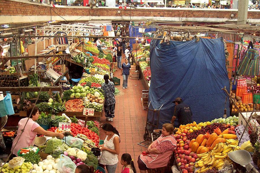 San Juan Mercado