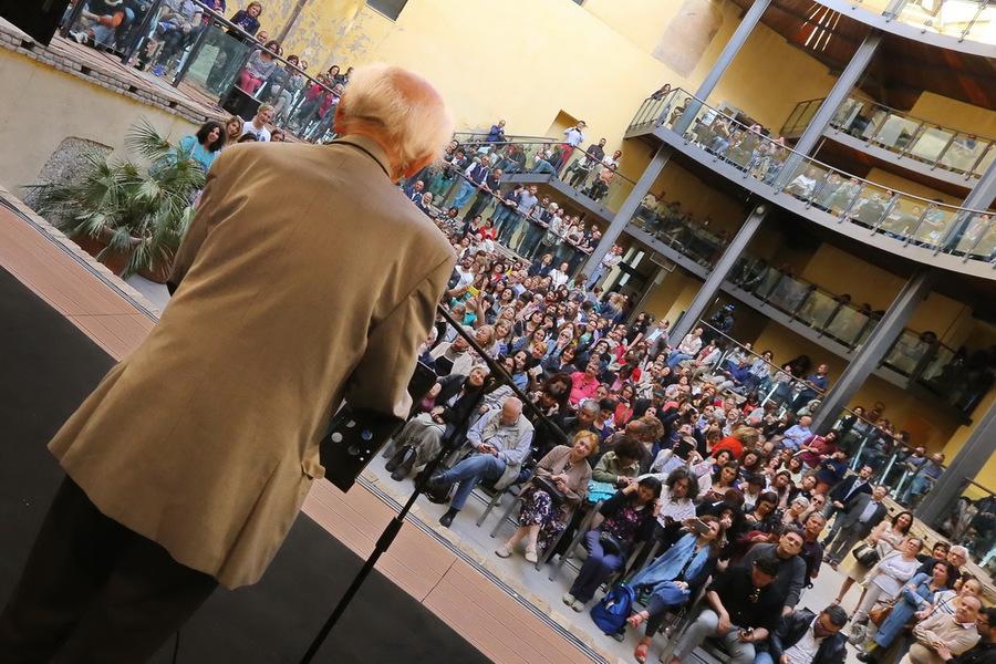Zygmunt Bauman at Leggendo Metropolitano