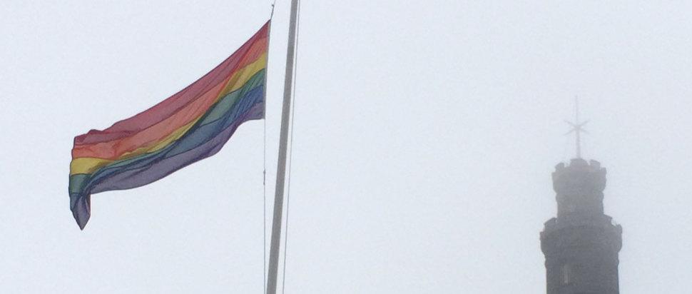LGBTQA Flag