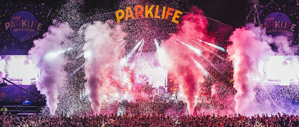 Parklife 2016 Major Lazer