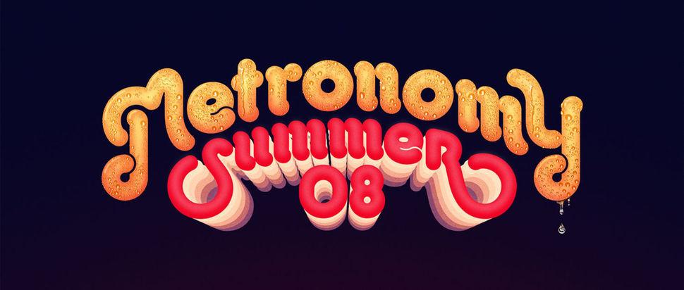 Summer 08 - Metronomy