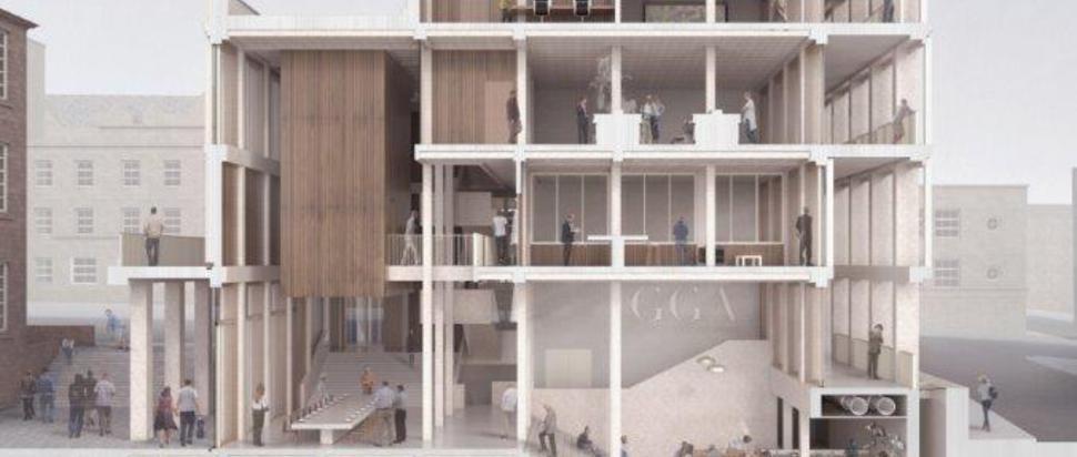 Architecture: The Glasgow Gastronomy Athenaeum, Ewan Hooper