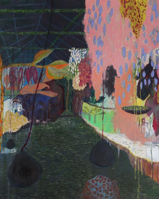 Grays School of Art Degree Show, Charlotte Johnstone