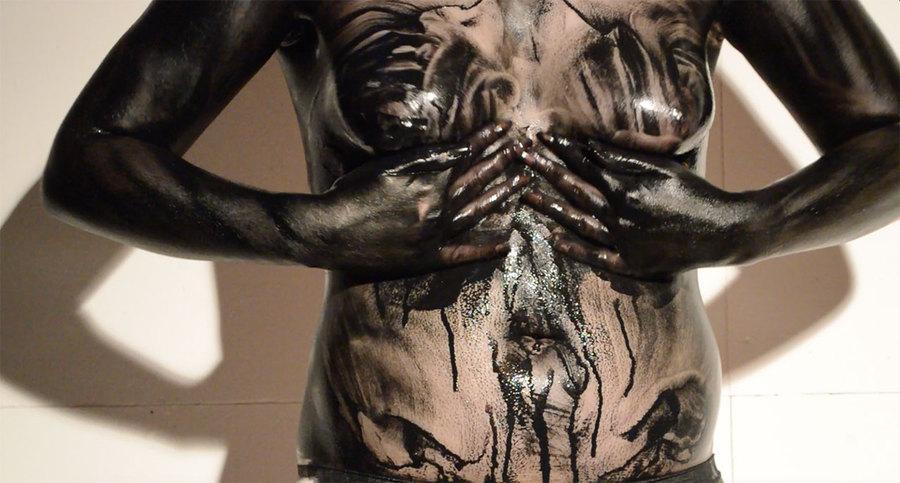Grays School of Art Degree Show, Devin Evans
