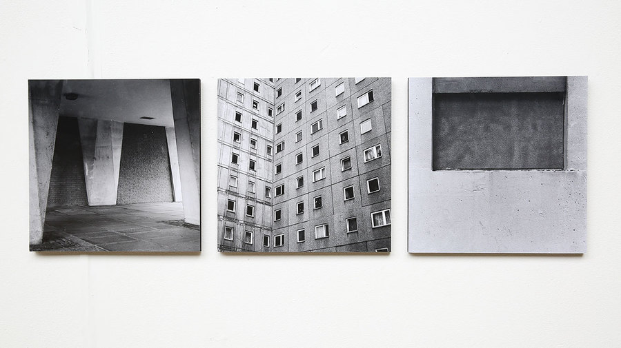 Grays School of Art Degree Show, Henning Stednitz