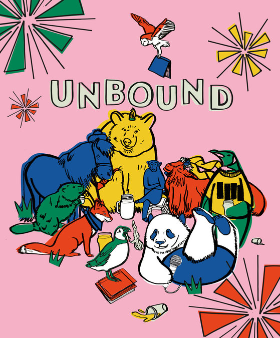 Unbound at Edinburgh Book Festival 2016
