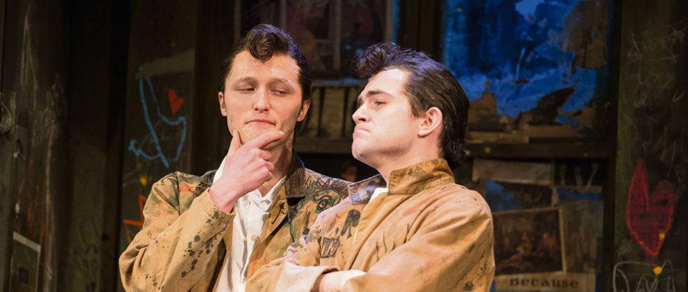 The Slab Boys, Citizens Theatre, Glasgow