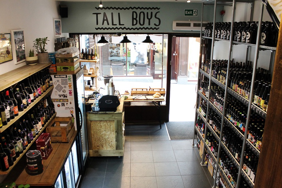Tall Boys Market