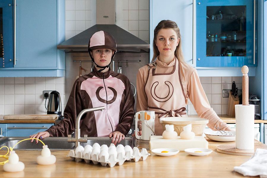 Paloma Proudfoot & Aniela Piasecka