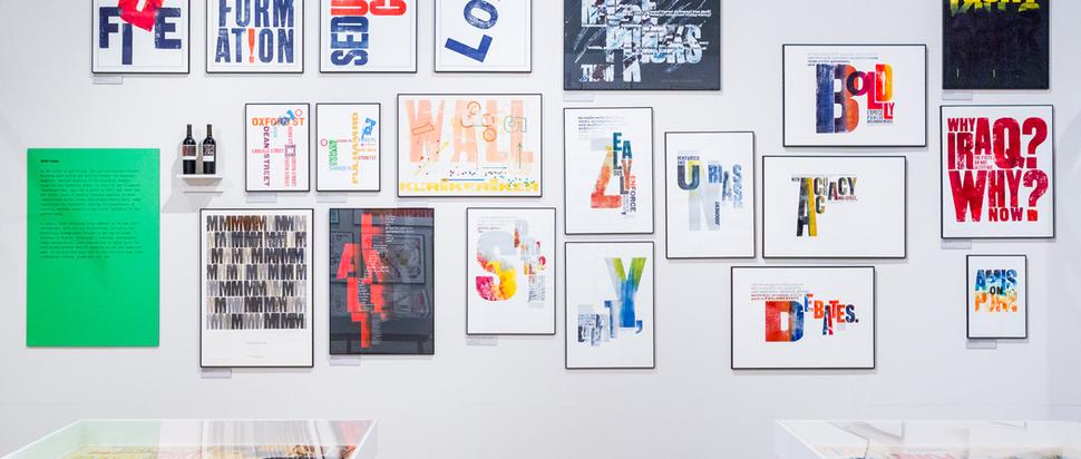 Alan Kitching – selected work