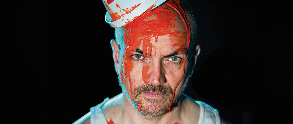 Diary of a Madman at Traverse Theatre