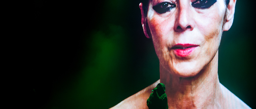 Anohni HOPELESSNESS live at Playhouse, Edinburgh