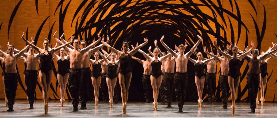 Scottish Ballet: MC 14/22 / Emergence