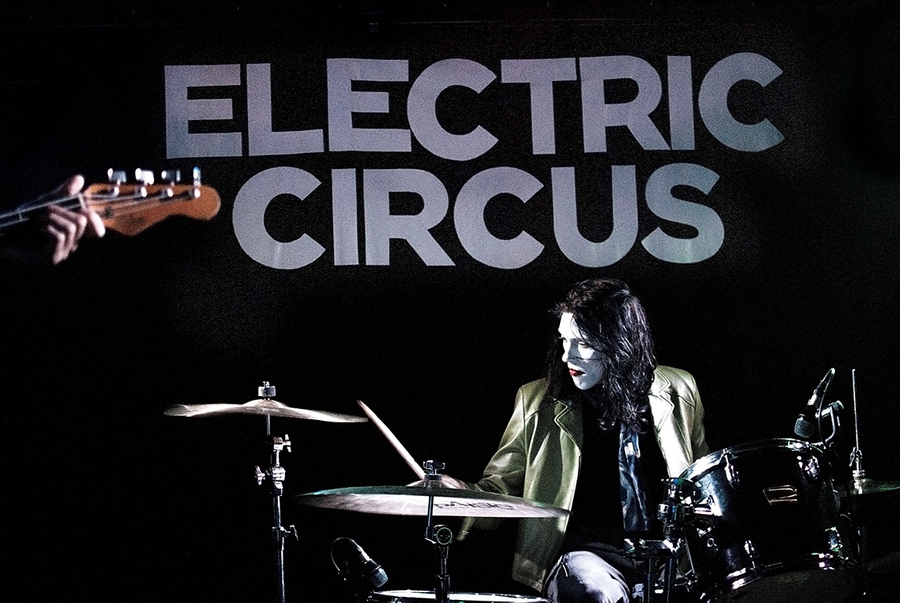 The Garden live at Electric Circus