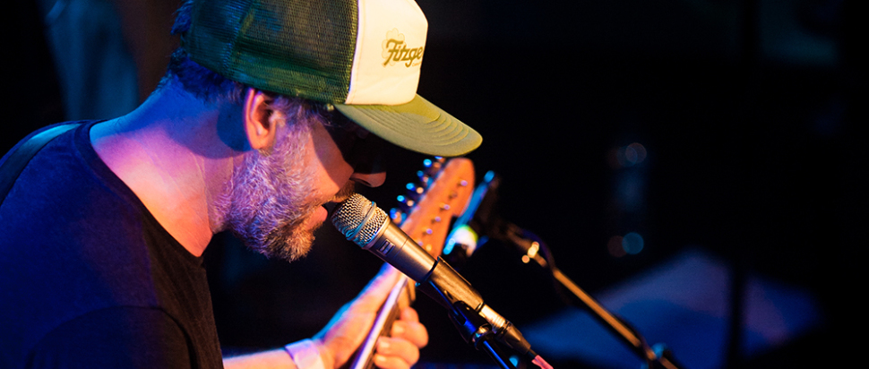 Grandaddy live at Summerhall for NEHH