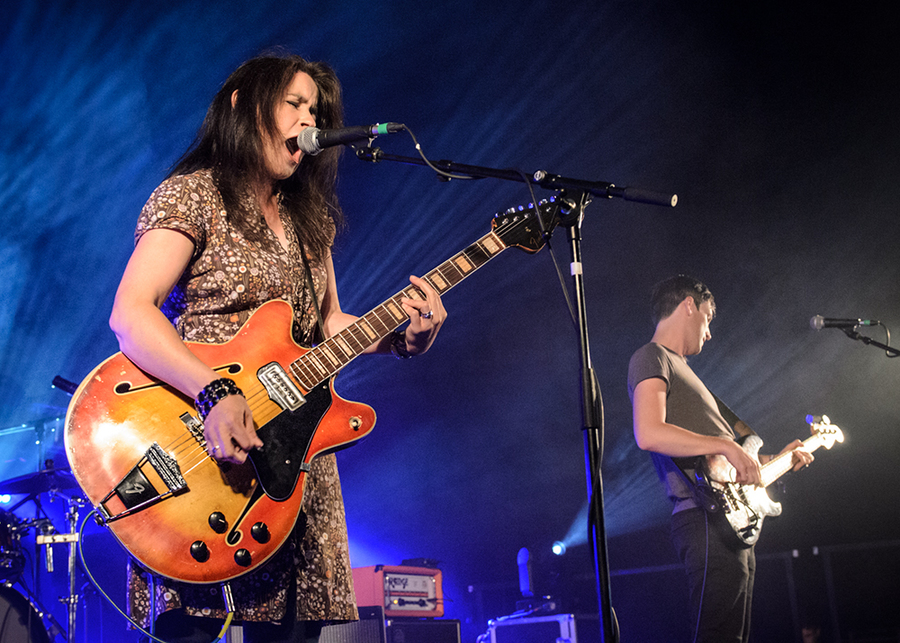 Emma Pollock live at Electric Fields 2016