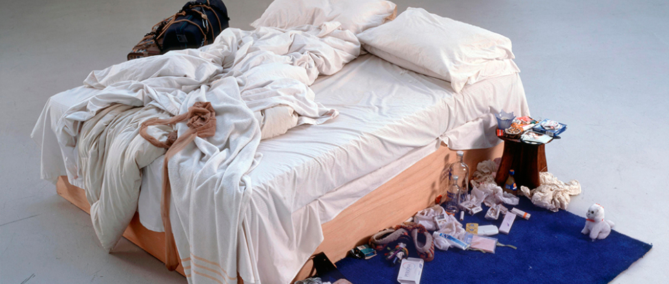 Tracey Emin, My Bed