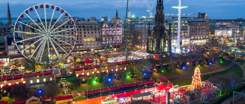 Edinburgh Christmas Festivals