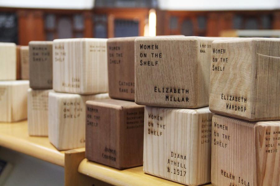 Women on the Shelf, Glasgow Women's Library