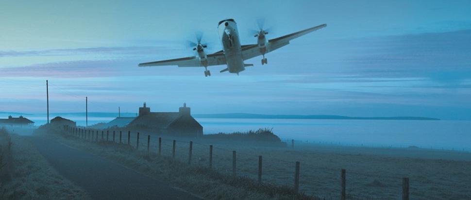 Crash Land by Doug Johnstone