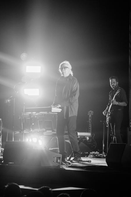 John Carpenter live at Usher Hall, Edinburgh