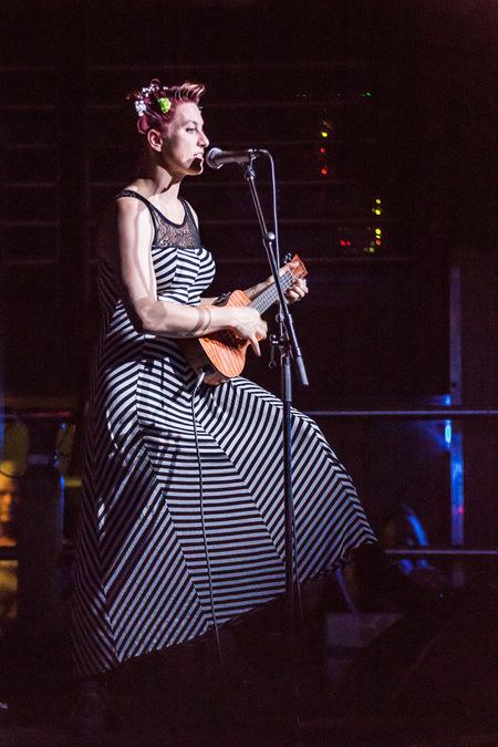 Amanda Palmer live at The Liquid Rooms, Edinburgh