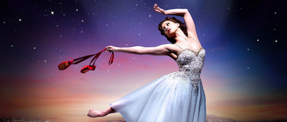 The Red Shoes: Ashley Shaw as Victoria Page