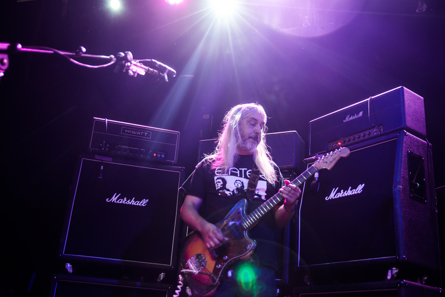 Dinosaur Jr at Liverpool Music Week