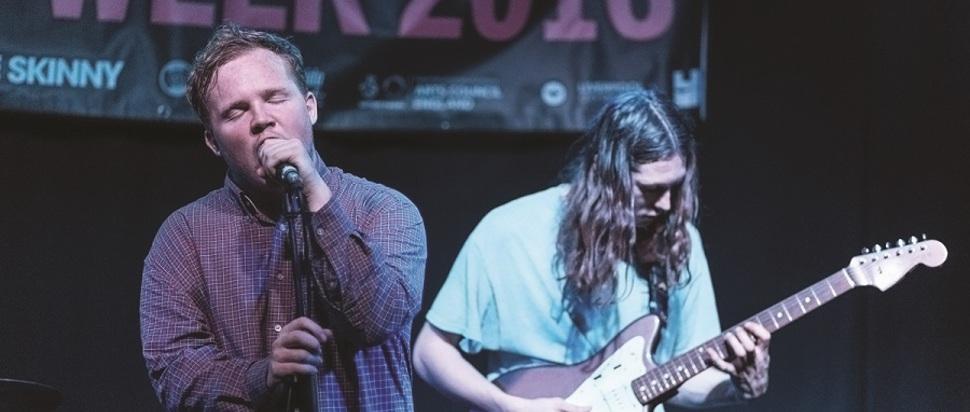 Abattoir Blues at Liverpool Music Week 2016