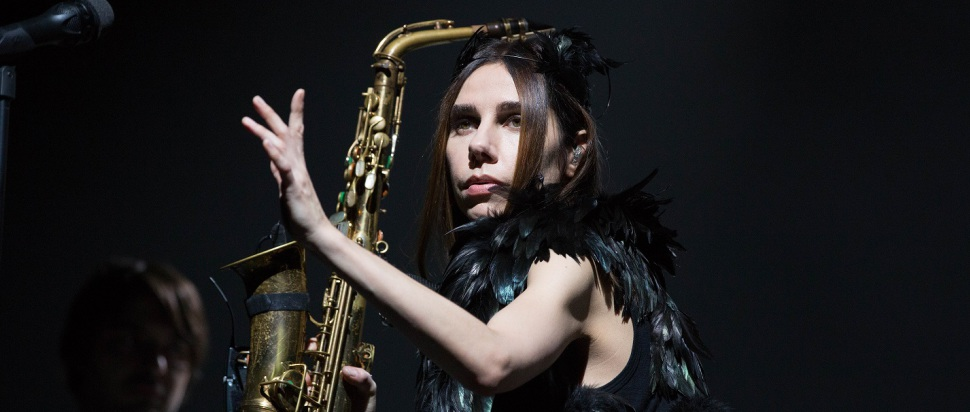 PJ Harvey at SECC, Glasgow