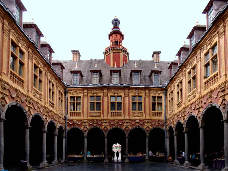 Vieille Bourse, Lille