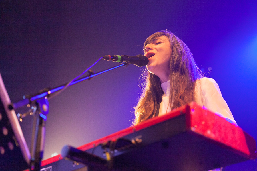 Julia Holter live at Le Guess Who?