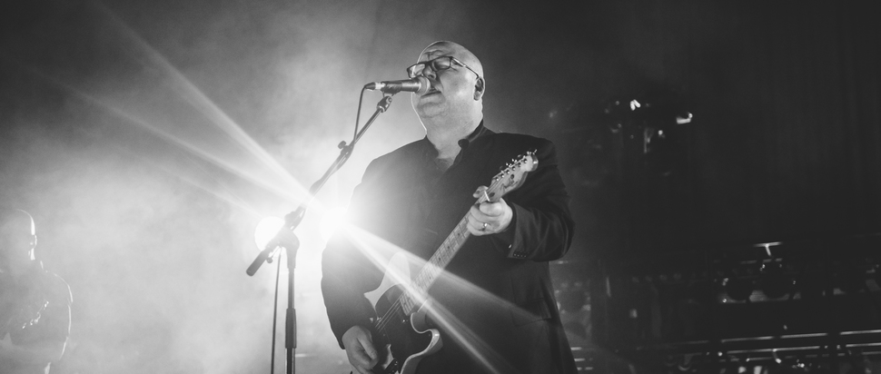 The Pixies live at The Apollo, Manchester