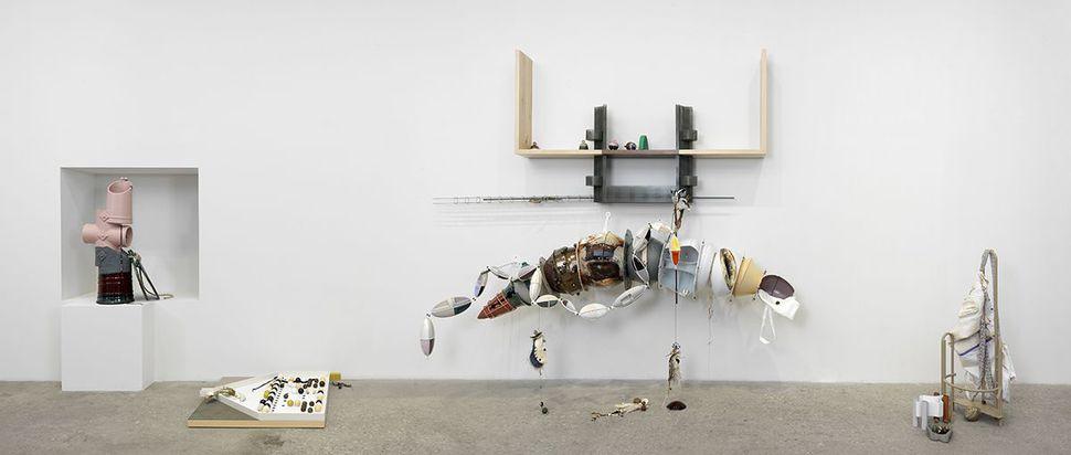 Helen Marten wins the Turner Prize