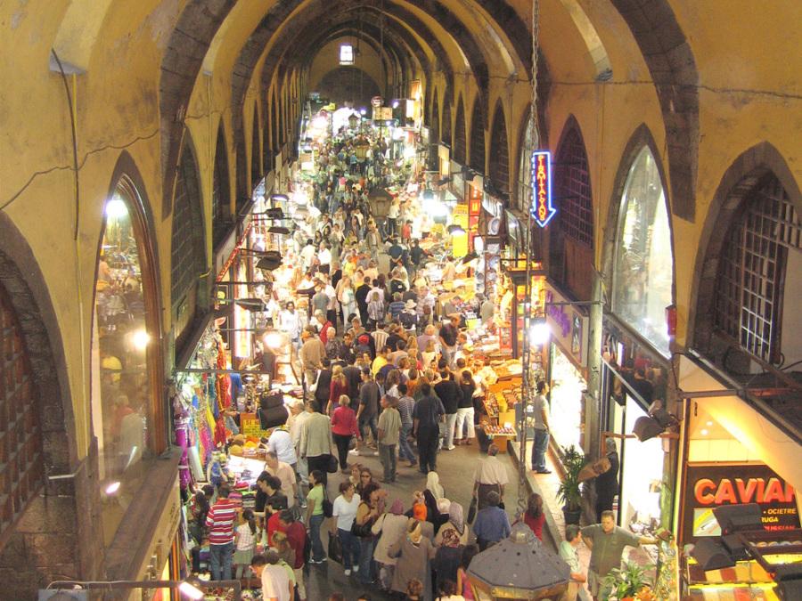 Ägyptischer Bazar, Istanbul