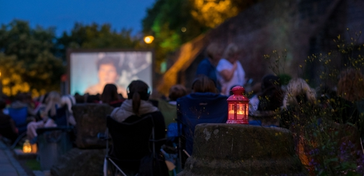 Moonlight Flicks at Grosvenor Park Open Air Theatre