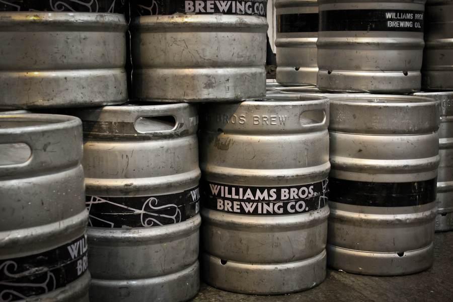 Williams' Bros Beer