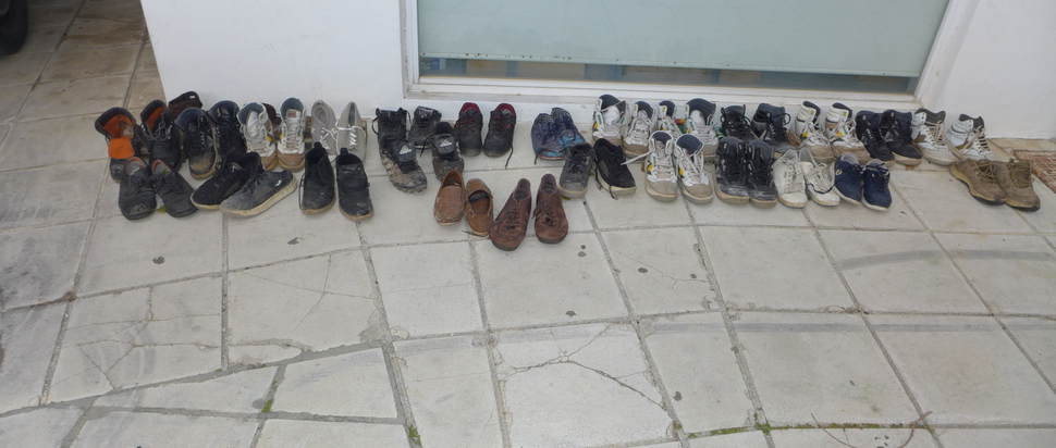 Refugee Shoes