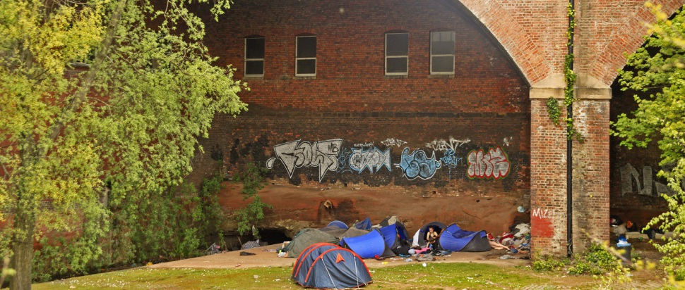 Love in the Time of Homelessness