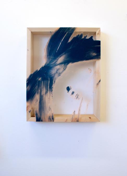 Grace Woodcock, Untitled, (2016), screenprint on PVC, 40 x 51 x 7cm