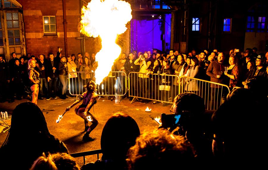 Art Battle Manchester