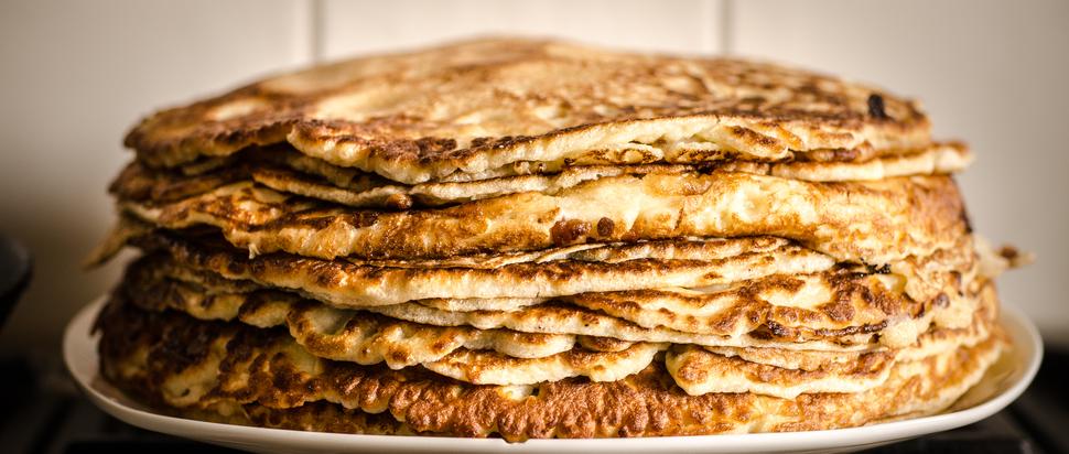Pancake Tower
