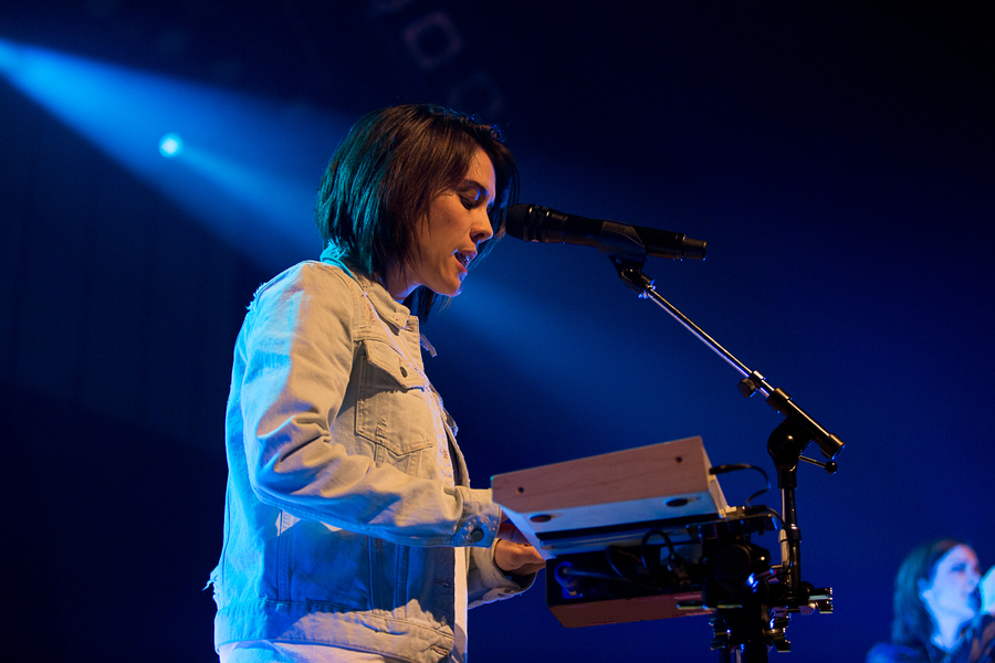Tegan and Sara at ABC