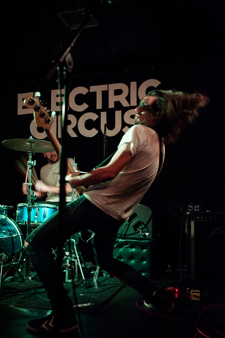 Paws at Electric Circus