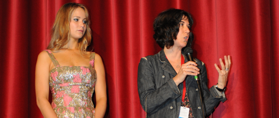 EIFF 2010, Jennifer Lawrence at Filmhouse for 'Winter's Bone'