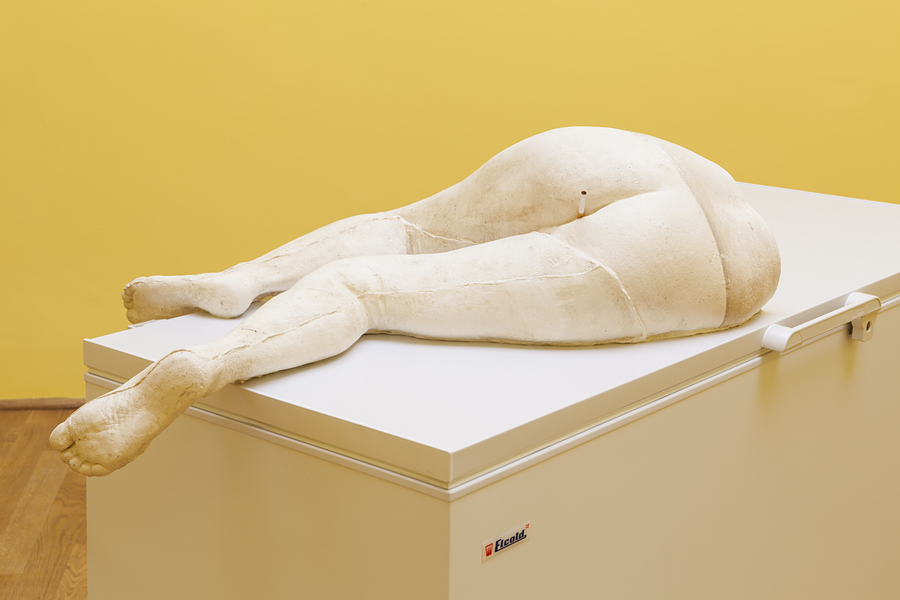 Sarah Lucas, Margot (2015)