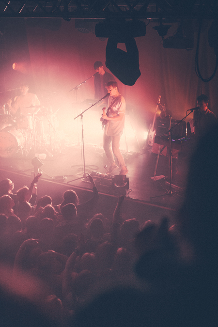 Glass Animals live review: Liquid Room, Edinburgh - The Skinny